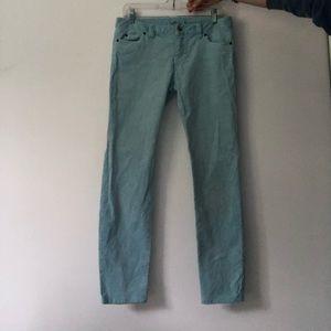 Vineyard Vines 5 pocket blue corduroy pants (4)